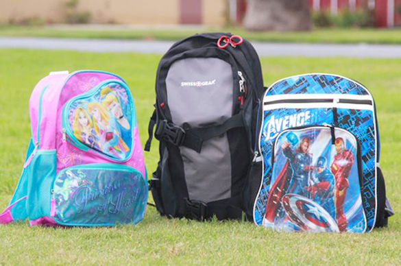 A bullet-proof Disney Princess backpack